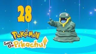 POSIADŁOŚĆ NA WYSPIE [#28] Pokemon: Let's GO Pikachu!