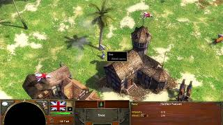 Age of Empires 3 (singelplayer) gamig byn