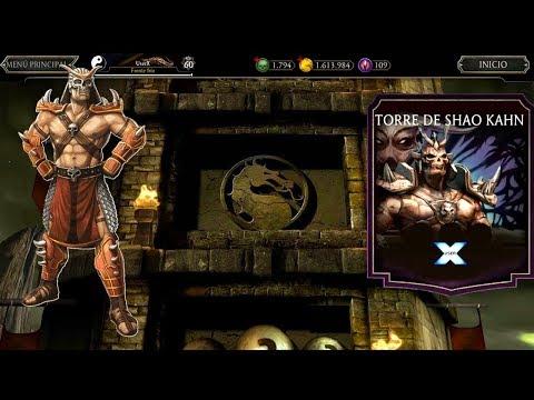 Mortal Kombat X Mobile FINAL de la TORRE