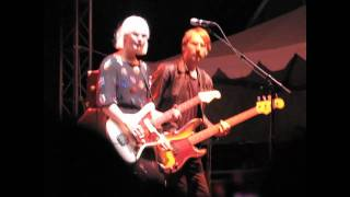 """Veronica Fever"" - The Raveonettes, Bumbershoot, Seattle WA, 9/4/10"