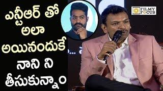 alok jain responds on ntr replaced by nani in bigg boss season 2 show press meet filmyfocuscom