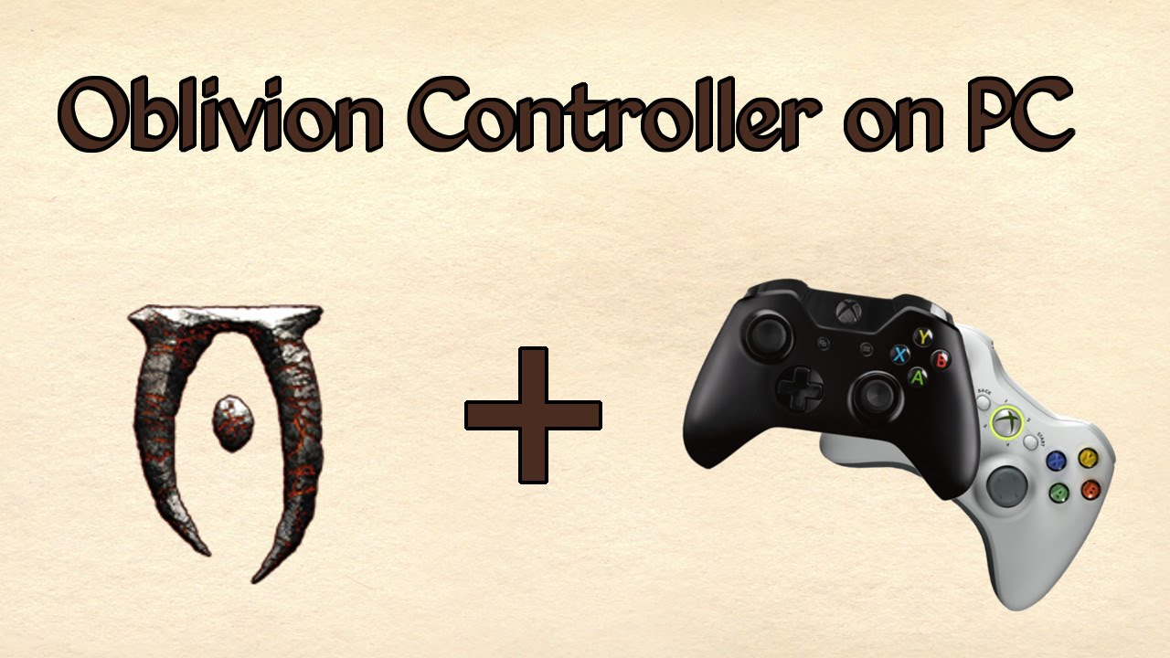 How To Use A Controller With Oblivion (JoyToKey) - Detailed Guide