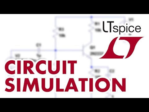 Circuit Simulation in LTSpice Tutorial part 3/3 - YouTube