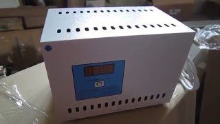 Обзор стабилизатора напряжения Normc (Нормик) НОНС-3,3 кВт производства РЭТА (RETA)