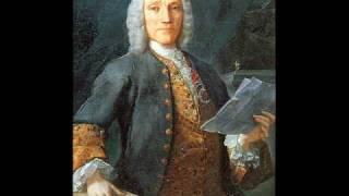D. Scarlatti - Sonata in D major, K 492 - T. Pinnock