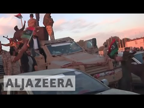 Libyan forces warn ISIL is regrouping