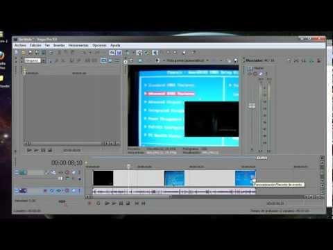 Como Unir Varios Videos En Uno Solooo Con Sony Vegas Pro Mrda Youtube