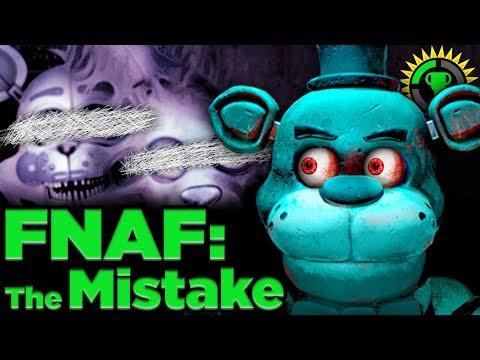 Game Theory: FNAF, The Monster We MISSED! (FNAF VR Help Wanted