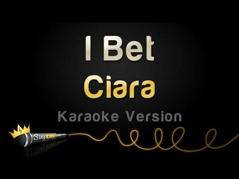 Ciara - I Bet (Karaoke Version)