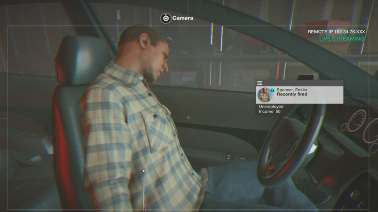Suicide Mission In Watch Dogs