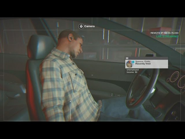 Sad Suicide Privacy Invasion - Watch Dogs 2