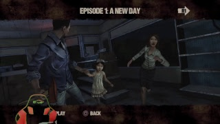 The Walking Dead: Telltale Games [PS4 Pro] S 01 Ep 01 (Replaytrough) - Countdown to the final season