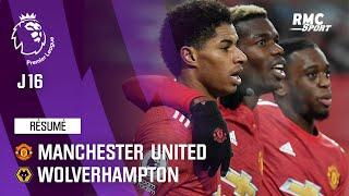 Résumé : Manchester United 1 - 0 Wolverhampton - Premier League (J16)