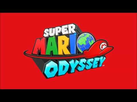 Super Mario Odyssey - Lake Lamode (1+2 Layered)