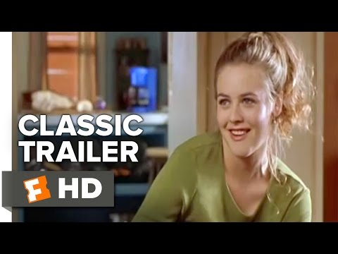 Blast from the Past (1999) Official Trailer - Alicia Silverstone Movie