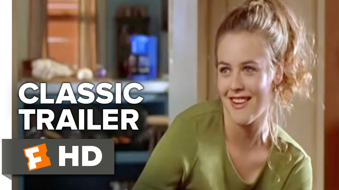 Blast From The Past 1999 Official Trailer Alicia Silverstone Movie