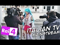 Kelly Hill Tone @ MAINSTREAM (Italian TV) - Hatsune Miku & Far East Film Festival 2014