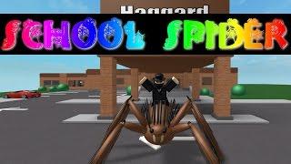 School Spider - A ROBLOX Machinima
