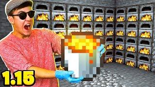 ROMAN DER OFEN KÖNIG! - Minecraft 1.15 #26 [Deutsch/HD]