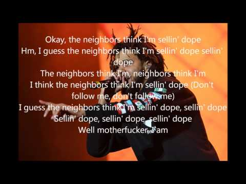 J. Cole - Neighbors - Lyrics