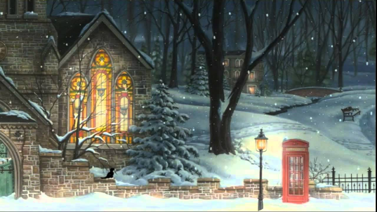 How To Make Animated Wallpaper A Christmas Card For You 2015 Youtube