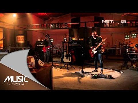 The Rain - Terlatih Patah Hati (Live at Music Everywhere) *