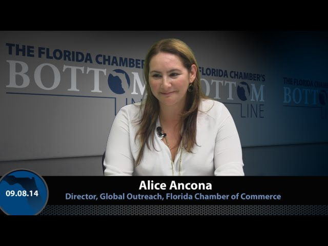 The Florida Chamber's Bottom Line - September 8, 2014