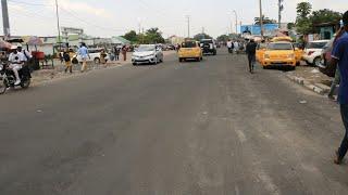 Après 5ans de délabrement très avancé, l'avenue Bokasa  est enfin praticables.