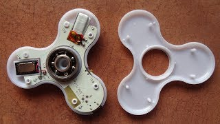 bluetooth Audio Fidget Spinner #2 Teardown