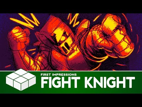 Fight Knight | PC Gameplay & First Impressions
