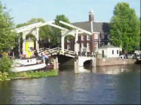 puentes levadizos de amsterdam holanda