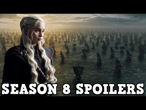 Game of Thrones Season 8 - New Footage of Daenerys Targaryen's Army (SPOILERS)