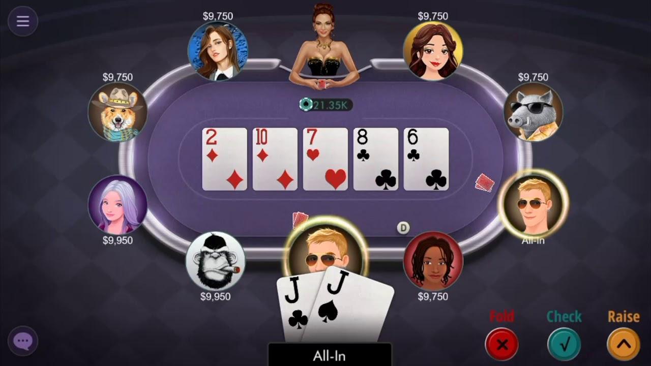 Is Texas Holdem Poker