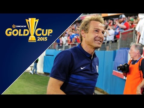 Gold Cup: Jurgen Klinsmann on Women's World Cup and preparing for Honduras
