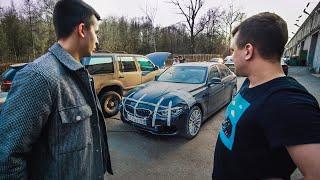 BMW F30. Что с ней не так