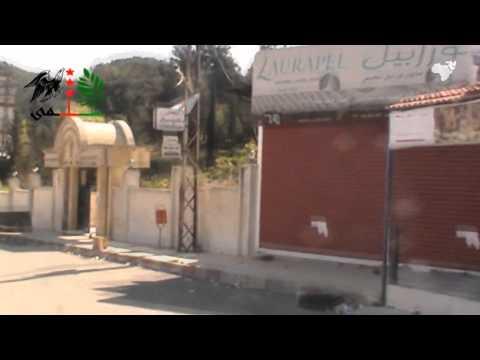 مقاتلو المعارضة السورية يسيطرون على مدينة كسب الحدودية في محافظة اللاذقية
