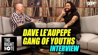 Dave Le 39 Aupepe Interview