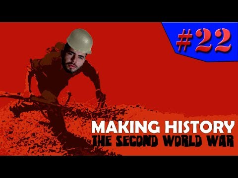 Making History: The Second World War - E O CONTRA ATAQUE FALHOU!!! #22 (Gameplay / PC / PTBR) HD