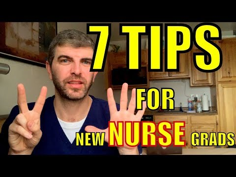 NEW NURSE ANXIETY: 7 Things To Watch For