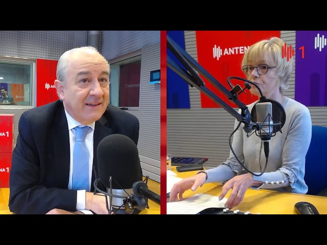 Entrevista a Rui Rio pela Antena 1 (14 de janeiro de 2020)