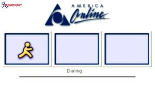 America Online (AOL) Dial-up | Retro Login