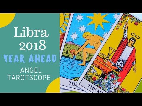 Libra 2018 ~ Releasing the past and increasing self-esteem brings joy and peace!