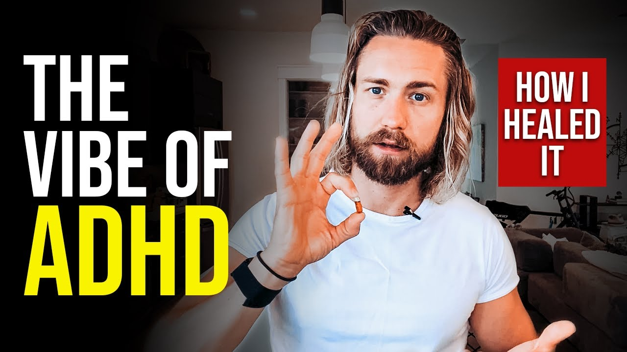 The Vibration of ADHD (and how I cured my own step-by-step)