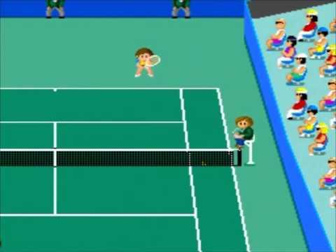 Pc-Engine -Pro Tennis World Court .flv