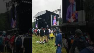 トータス松本、加山雄三/Johnny B Good Live at FUJI ROCK FESTIVAL.