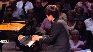 Seong-Jin Cho at the Finals C stage of the Rubinstein 2014 competition