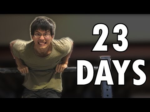Former Average Guy Learns The Slow Muscle-Up In 23 Days