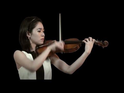 Paganini Caprice no.14 - Bokyung Lee 파가니니 카프리스 14번 - 이보경