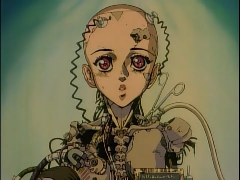 Gunnm - Battle Angel Alita OAV Part 1 - 銃夢 アニメ