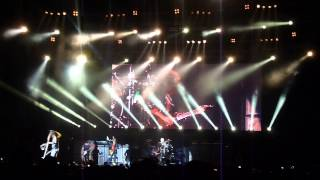 Aerosmith - Walk This Way at San José, Costa Rica 01-10-2013